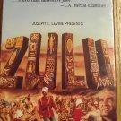ZULU ( CHARTER ENTERTAINMENT ) VHS