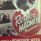 REEFER MADNESS VHS (1936)  [ 1985 GOOD TIMES HOME VIDEO RELEASE ]
