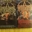 Witchcraft 1-2 vhs lot