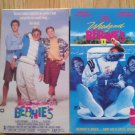 Weekend at Bernies 1-2 VHS LOT