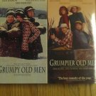 grumpy old men 1-2 VHS LOT