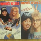 Waynes world 1-2 VHS LOT