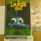 a Bugs life VHS [ Clamshell ]