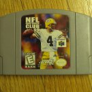 NFL QUARTERBACK CLUB 99[ N64 ]