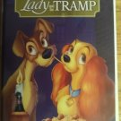 Lady and the Tramp ( VHS ) [ Clamshell ]Masterpiece edition
