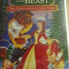 Beauty and the Beast : The Enchanted Christmas ( VHS ) [ Clamshell ]