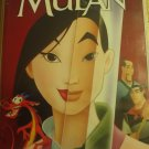 Mulan ( vhs ) [ Clamshell ]
