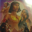 The Prince of Egypt vhs [ Clamshell ]