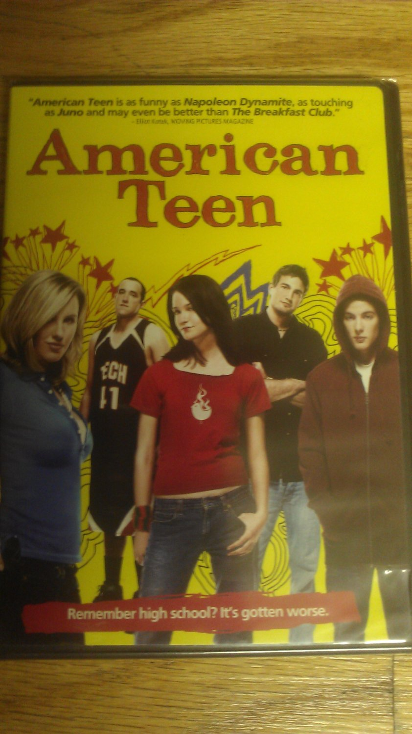 American Teen Movie Review - Common Sense Media