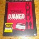 Django Unchained : Limited edition Blu-ray Steelbook