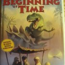 Journey to the beginning of time ( VHS ) [ Clamshell ]
