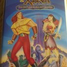 Hercules and Xena : The battlefor Mount Olympus ( VHS ) [ Clamshell ]