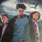 Harry Potter and the prisoner of Azkaban 2 disc dvd