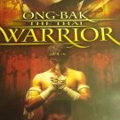 Ong~Bak the Thai Warrior dvd