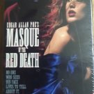 Masque of the red death ( 1991 vhs ) OOP [ RARE PROMOTIONAL COPY ]