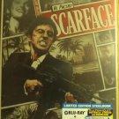 Scarface Limited Edition Blu-ray, DVD, & digital copy Steelbook NEW