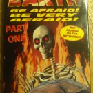 HELL ON EARTH part 1 ( VHS ) IW ENTERTAINMENT RELEASE RARE OOP