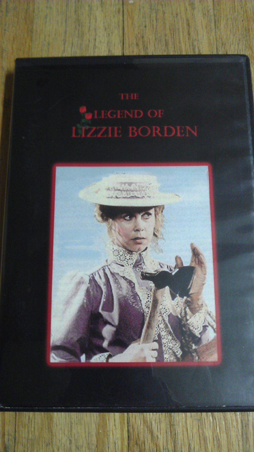 the legend of lizzie borden 1975 rare never in print