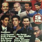 Laughing out loud America's funniest comedians  5 DVD SET