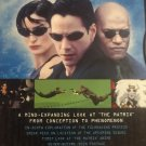 Matrix  Revisted ( 2001 ) dvd