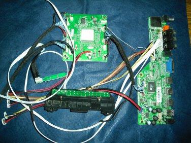 NQP890M0006N17 Sharp Main Board and >>>>>>>>