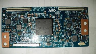 Hesense      > T-con Board T500HVN08.3
