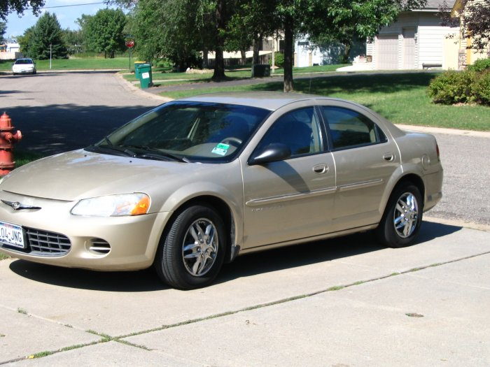 2001 Chrysler Sebring !!!SOLD!!!