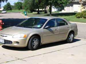2001 Chrysler Sebring !!!SOLD!!!