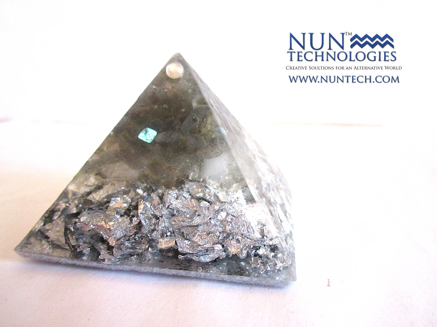 Crystal Orgone Pyramid For Lucid Dreaming and Astral Communication By DR NEB HERU