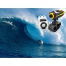 "Full HD Extreme Sports Action Camera ""ProView HD"" - 1080p,"
