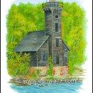 Grand Isle Lighthouse Original