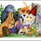 Storytime Print