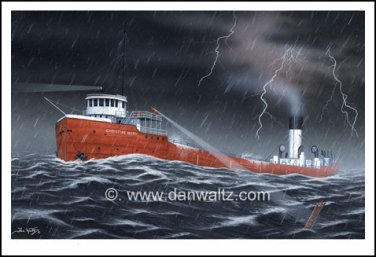 Freighter Print