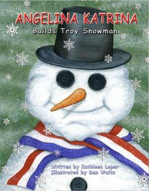 Angelina Katrina, Builds Troy Snowman