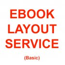 Basic Ebook Formatting Service