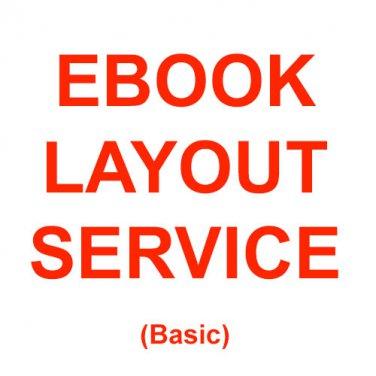 Basic Ebook Formatting Service
