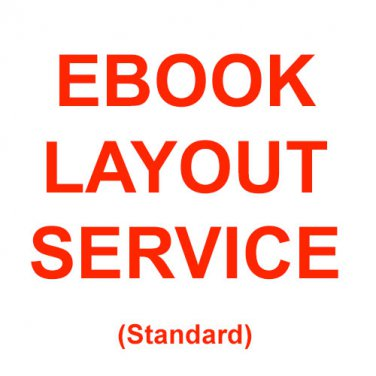 Standard Ebook Formatting Service