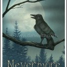 "The Raven ""Nevermore"" Print"