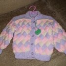 cardigan 6-9mths NEW