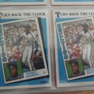 "Dwight Gooden 1989 Topps ""Turn Back The Clock"" card"