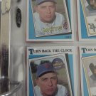 "Gil Hodges 1989 Topps ""Turn Back The Clock"" card"