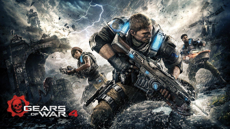 48 Gears of War + 28 Doom promo codes