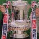 96/97  FA CUP 4th R   Man Utd 1 vs Wimbledon 1