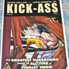 Kick-Ass #1 2008 Romita Jr/ Mark Millar 1rst Printing in NM or better Condition