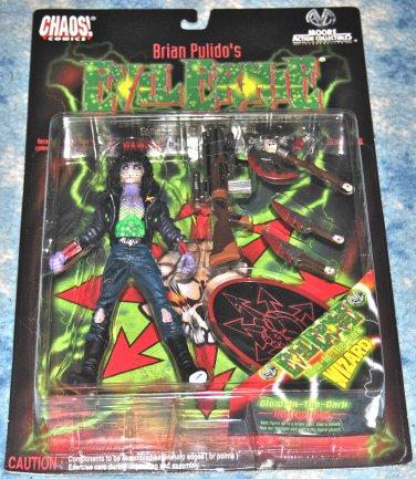 Brian Pulido's EVIL ERNIE Chaos Comics 1997 Action Figure MOC