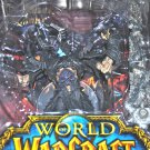 DC Direct's World of Warcraft Series 8 The Black Knight: Argent Nemesis Action Figure BNIB