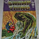 Swamp Thing #1 1972 Origins of Swamp Thing Bernie Wrightson BRONZE AGE KEY