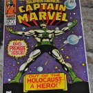 Marvel's Space-Born Superhero! Captain Marvel #1 1968 Fine/ Very Fine Condition