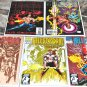 Hellstorm: Prince of Lies LOT #'s 1, 2, 3, 4, 5 1993 1rst Prints VF+/ NM+ Conditions