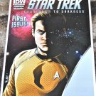 Star Trek Countdown to Darkness #1 2013 Cover A 1rst Print Limited Edition NM/ NM+ Condition